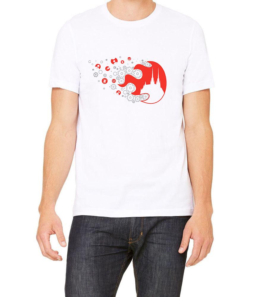 Barcampové triko